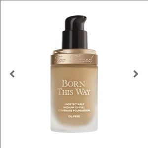 Too Faced Born This Way Foundation Golden Beige